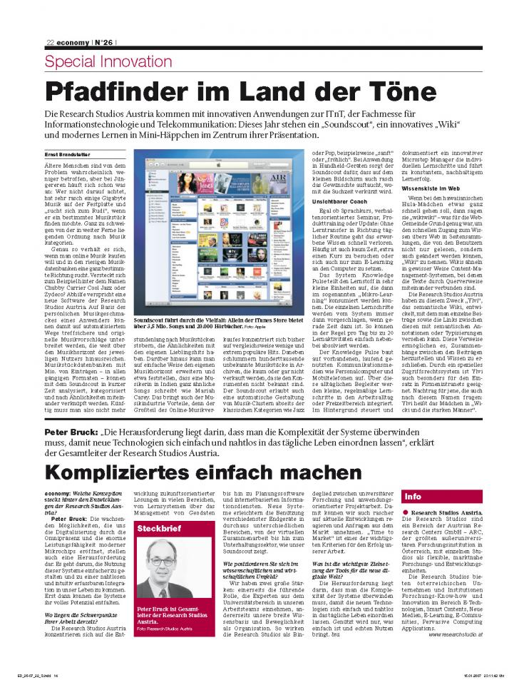 Heft Ausgabe Nr. 26 - Seite 22