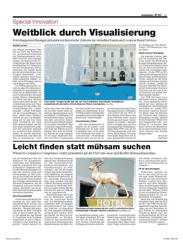 Heft Ausgabe Nr. 26 - Seite 23