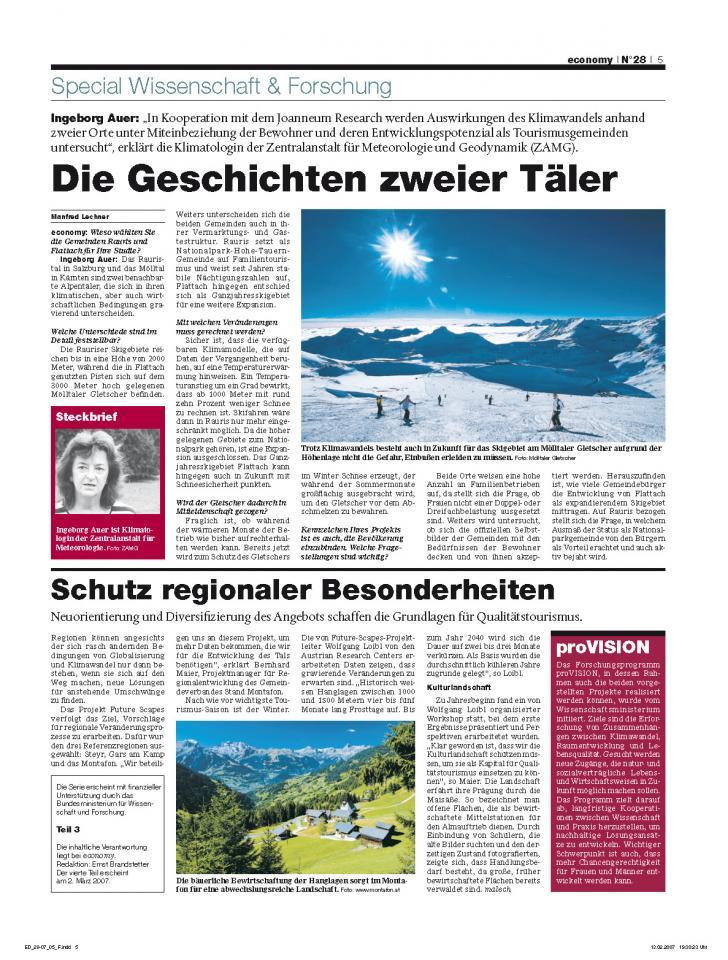 Heft Ausgabe Nr. 28 - Seite 5