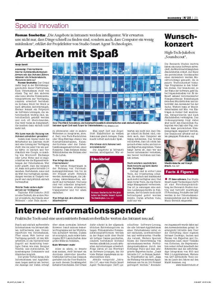 Heft Ausgabe Nr. 28 - Seite 23