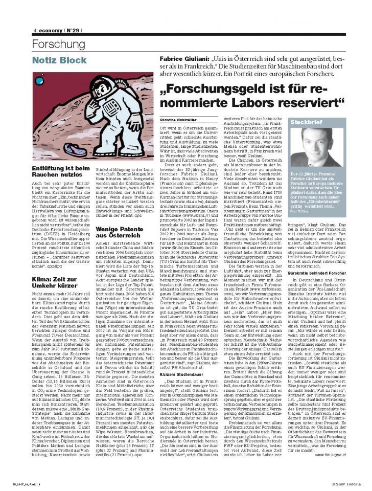 Heft Ausgabe Nr. 29 - Seite 4