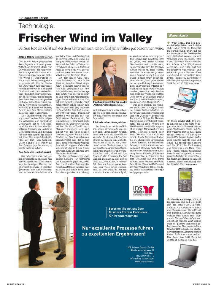 Heft Ausgabe Nr. 29 - Seite 12