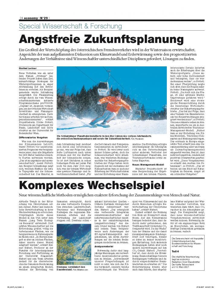 Heft Ausgabe Nr. 29 - Seite 24