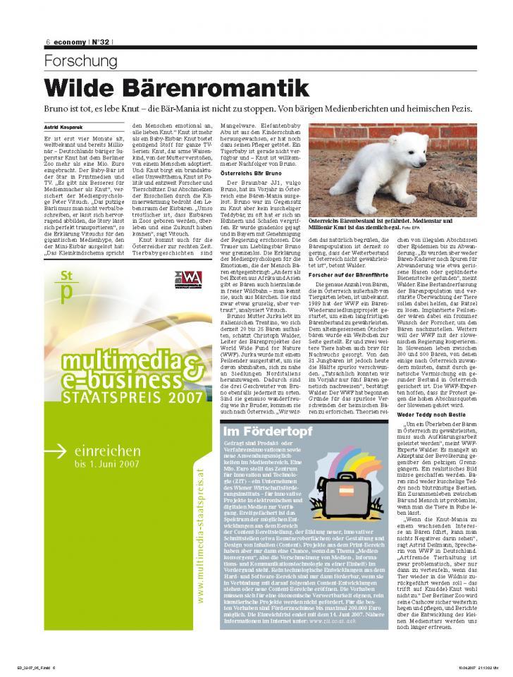 Heft Ausgabe Nr. 32 - Seite 6