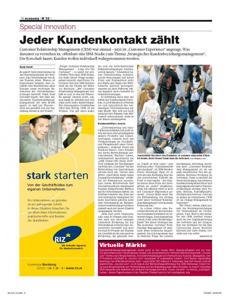 Heft Ausgabe Nr. 32 - Seite 18
