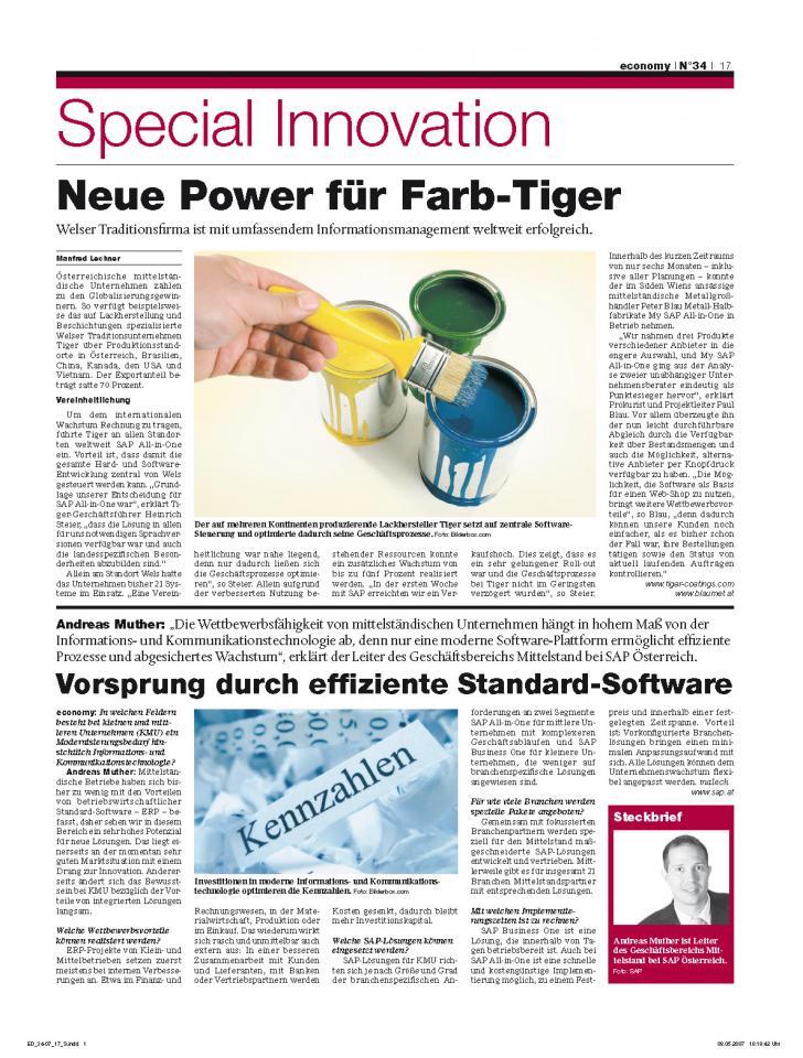 Heft Ausgabe Nr. 34 - Seite 17
