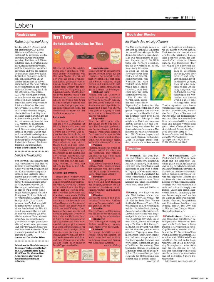 Heft Ausgabe Nr. 34 - Seite 31