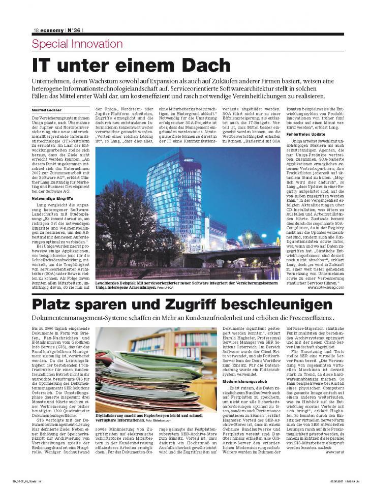 Heft Ausgabe Nr. 36 - Seite 18