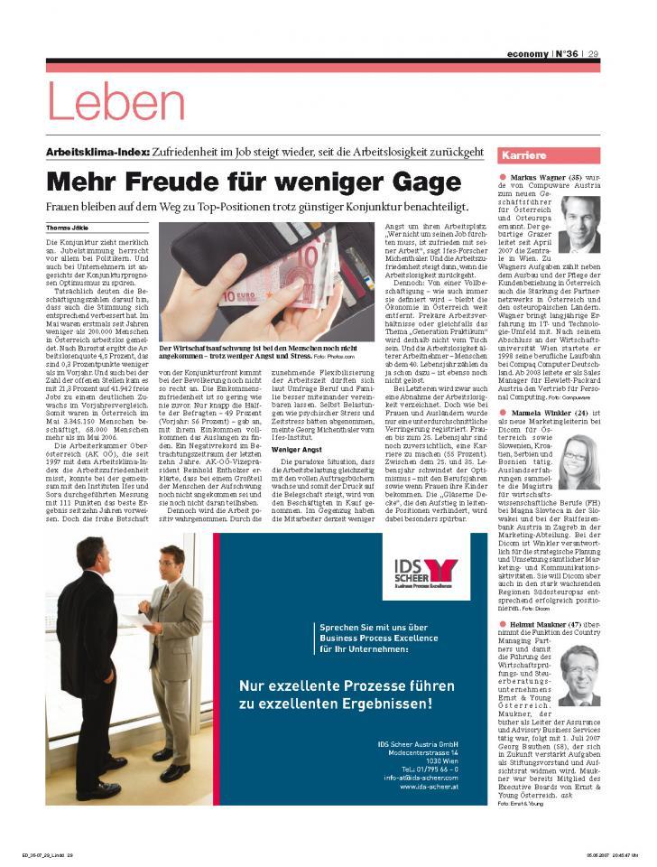 Heft Ausgabe Nr. 36 - Seite 29