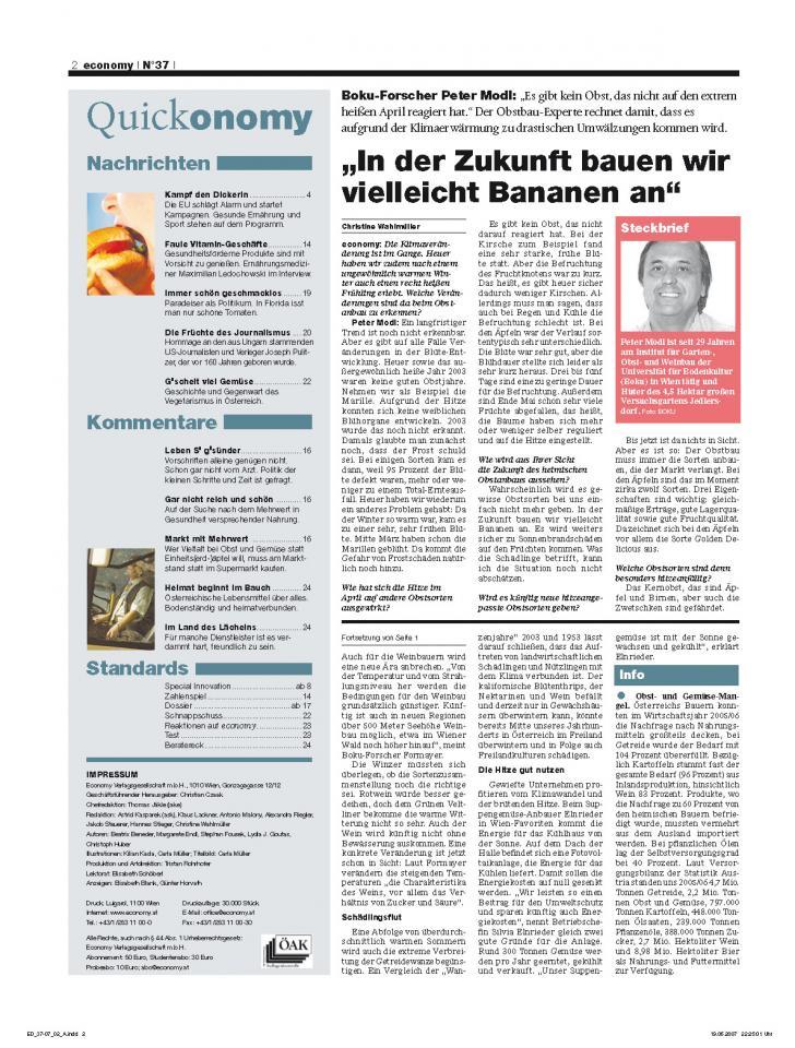Heft Ausgabe Nr. 37 - Seite 2