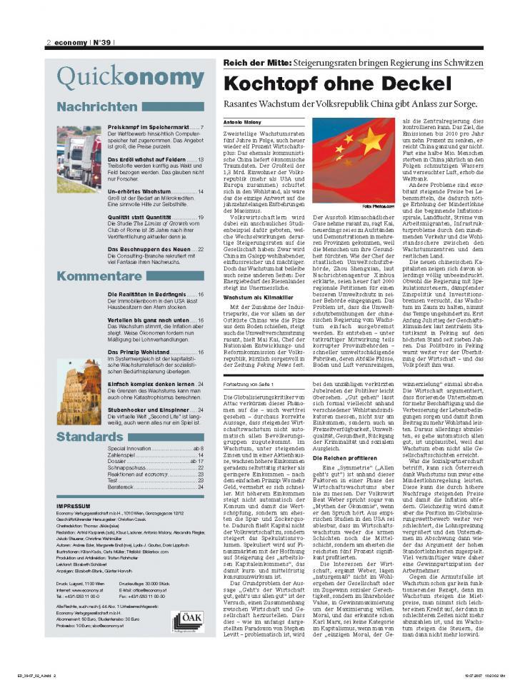 Heft Ausgabe Nr. 39 - Seite 2