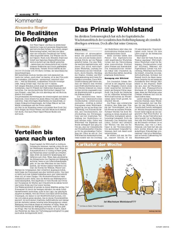Heft Ausgabe Nr. 39 - Seite 16