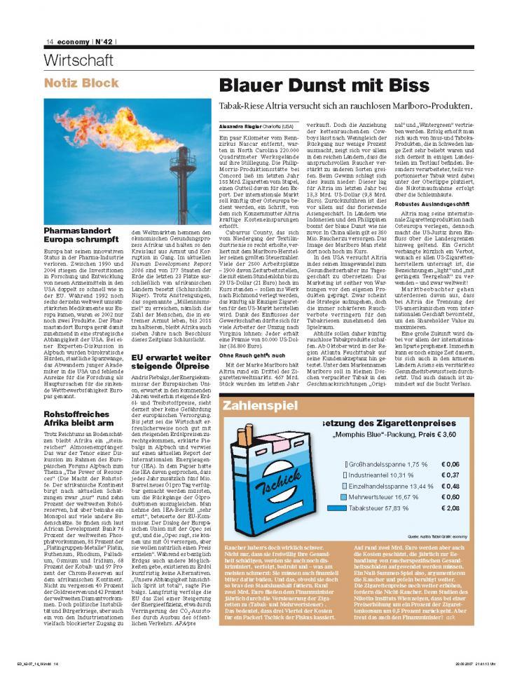 Heft Ausgabe Nr. 42 - Seite 14