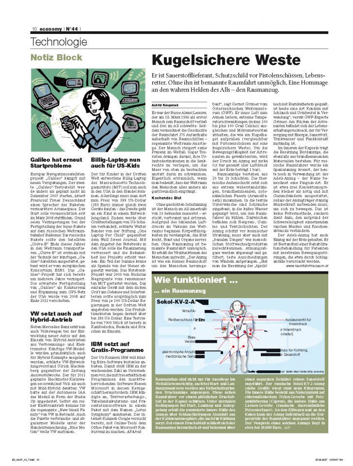 Heft Ausgabe Nr. 44 - Seite 10
