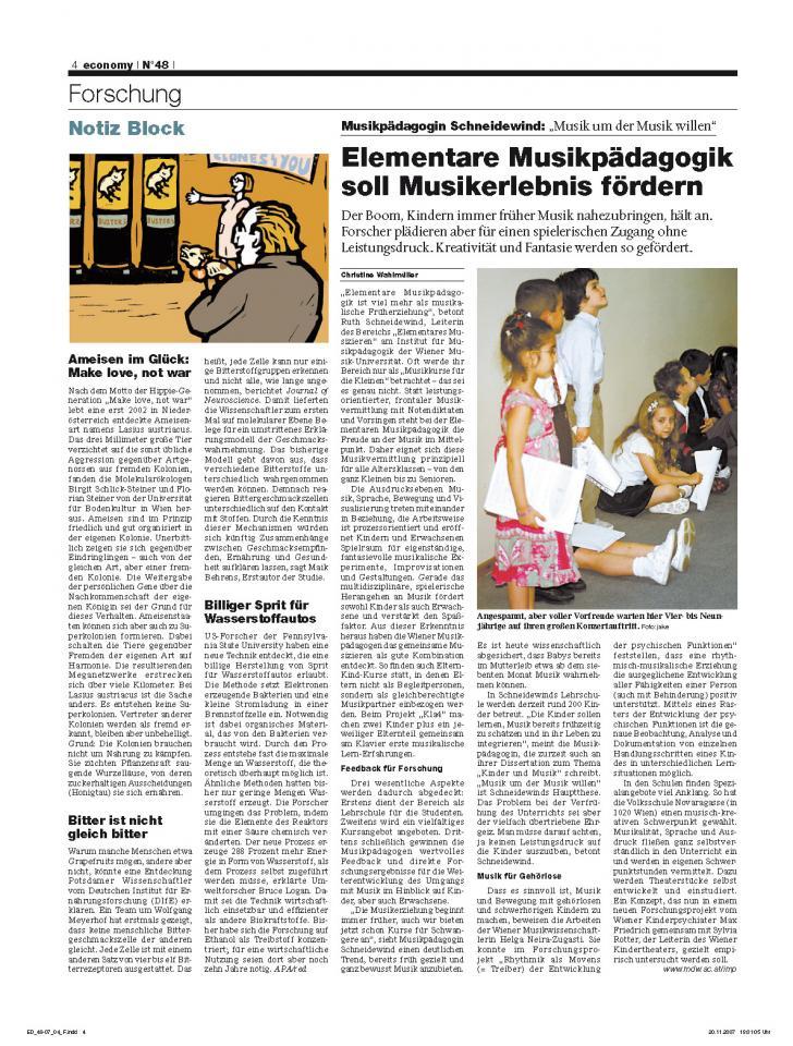 Heft Ausgabe Nr. 48 - Seite 4
