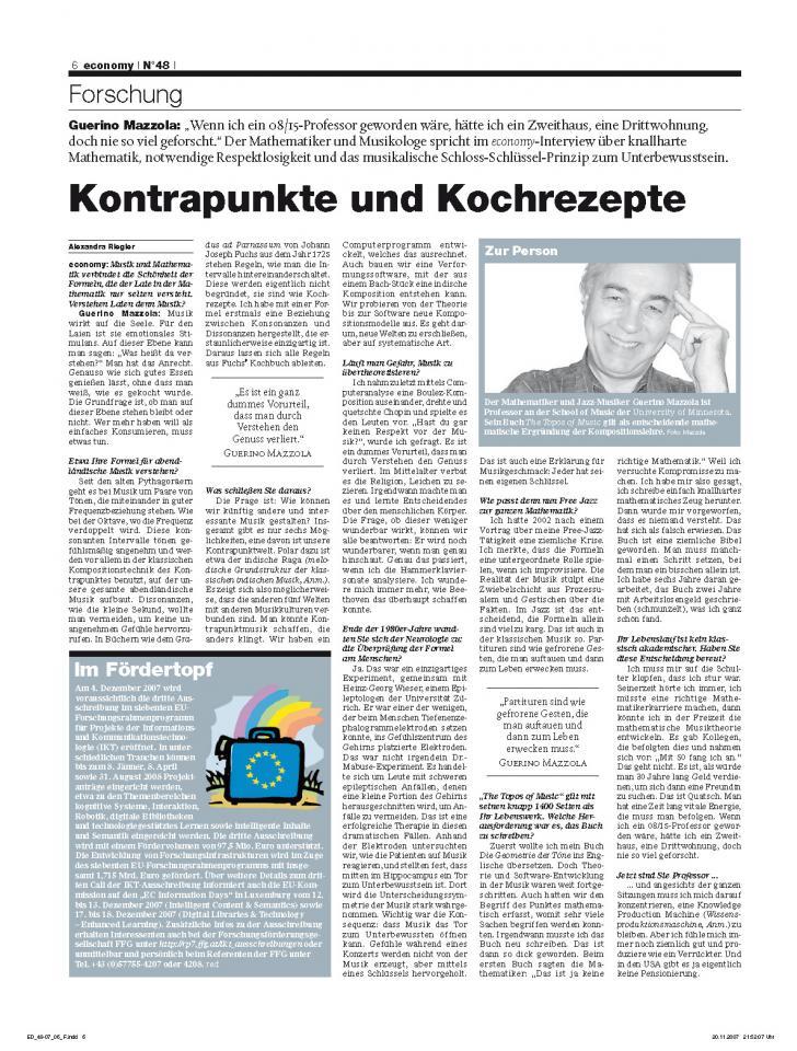 Heft Ausgabe Nr. 48 - Seite 6