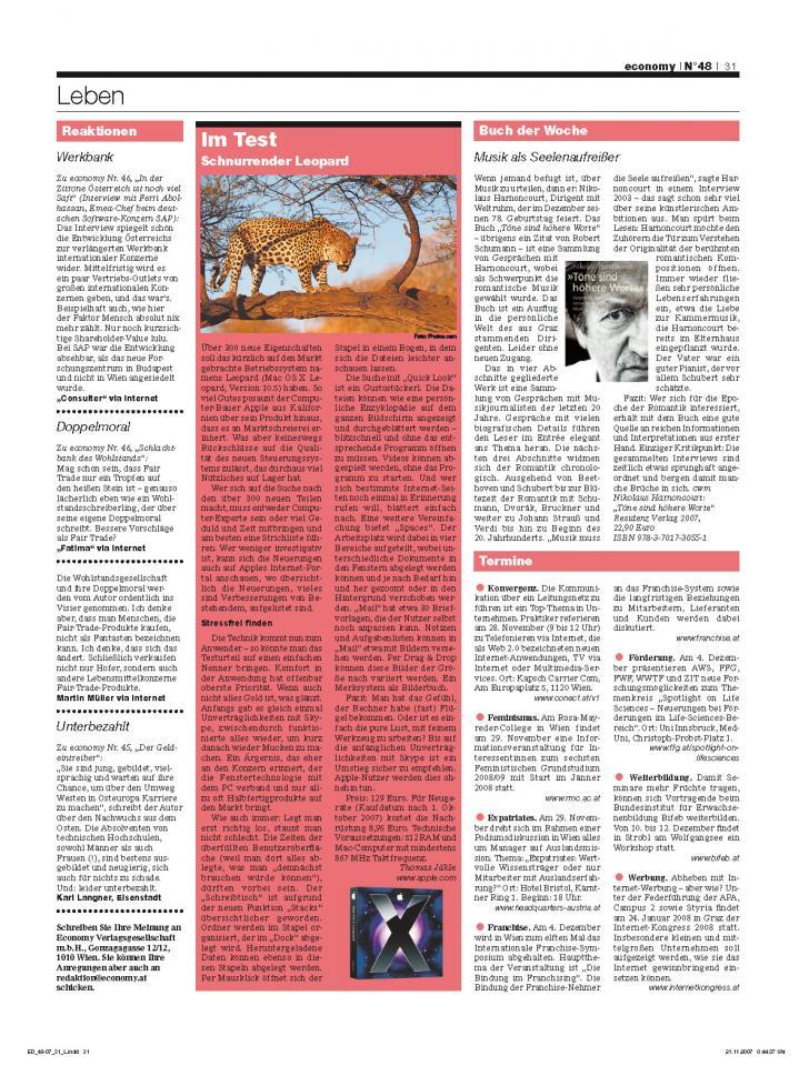Heft Ausgabe Nr. 48 - Seite 31