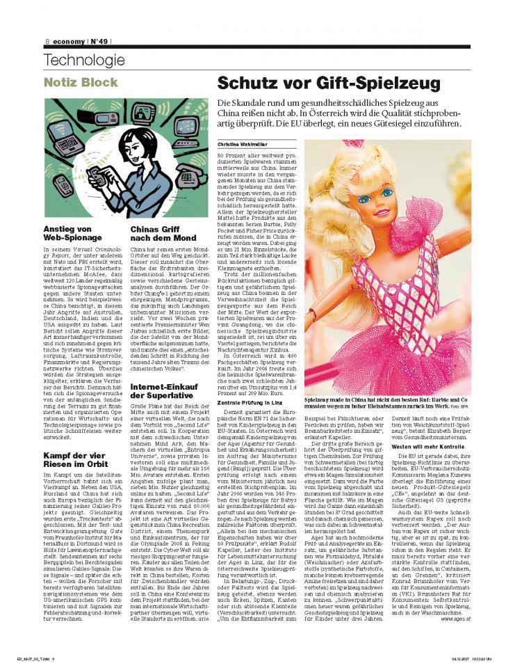 Heft Ausgabe Nr. 49 - Seite 8