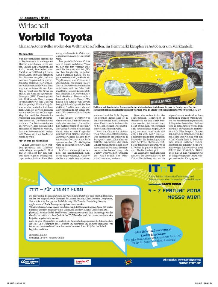 Heft Ausgabe Nr. 49 - Seite 12