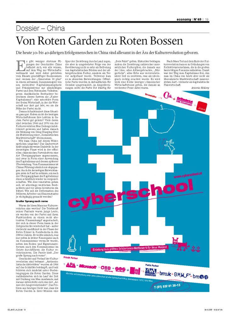 Heft Ausgabe Nr. 49 - Seite 19