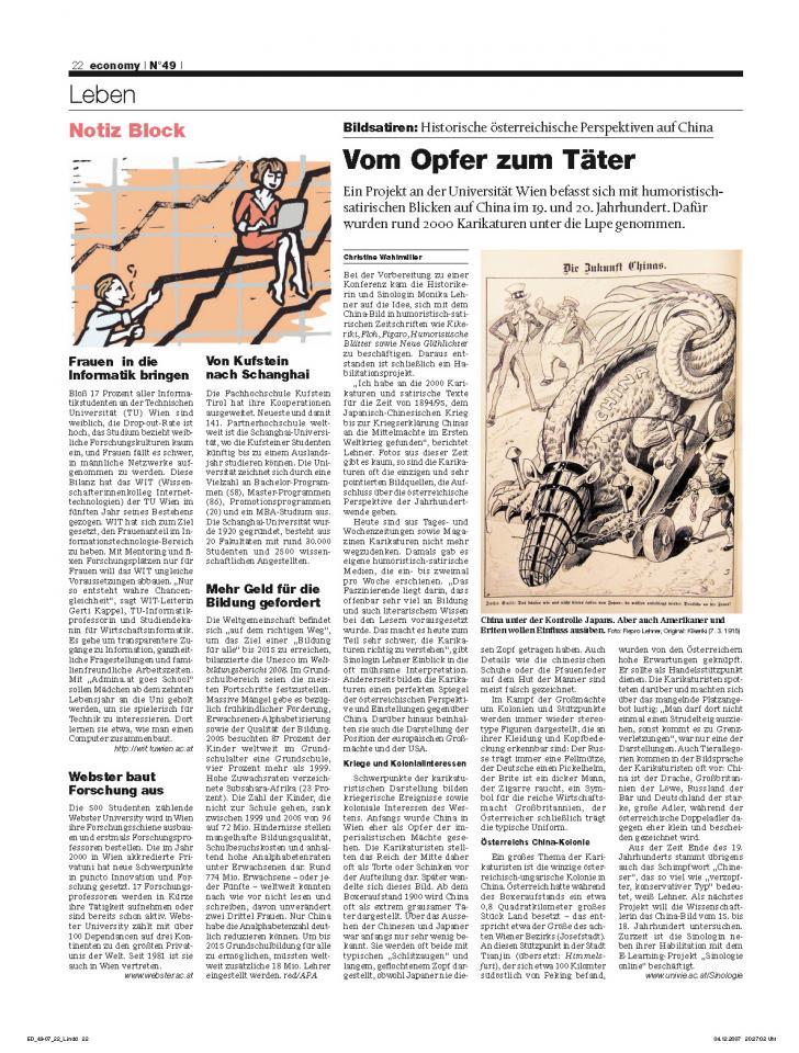 Heft Ausgabe Nr. 49 - Seite 22