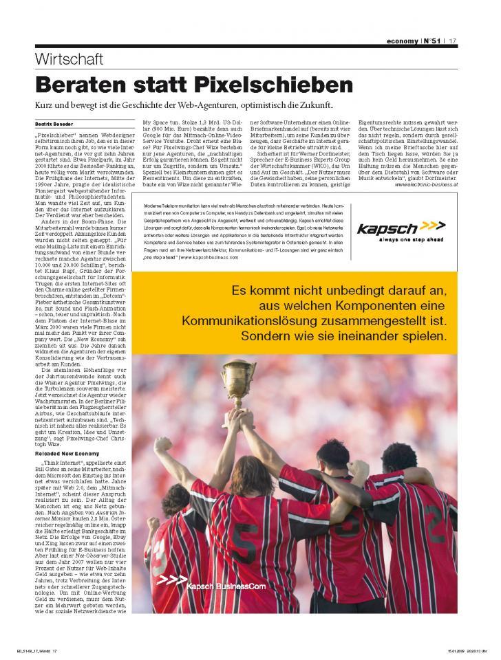 Heft Ausgabe Nr. 51 - Seite 17