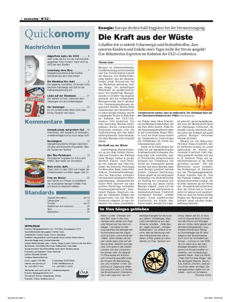 Heft Ausgabe Nr. 52 - Seite 2