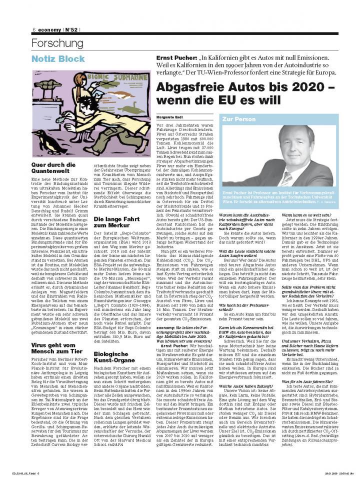 Heft Ausgabe Nr. 52 - Seite 6