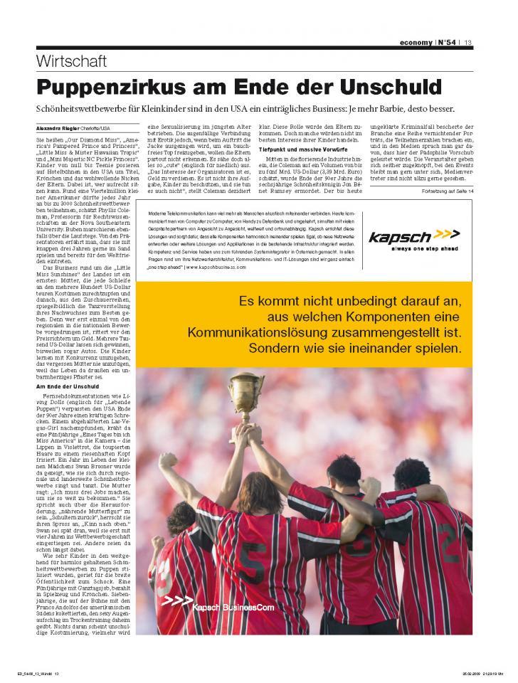 Heft Ausgabe Nr. 54 - Seite 13