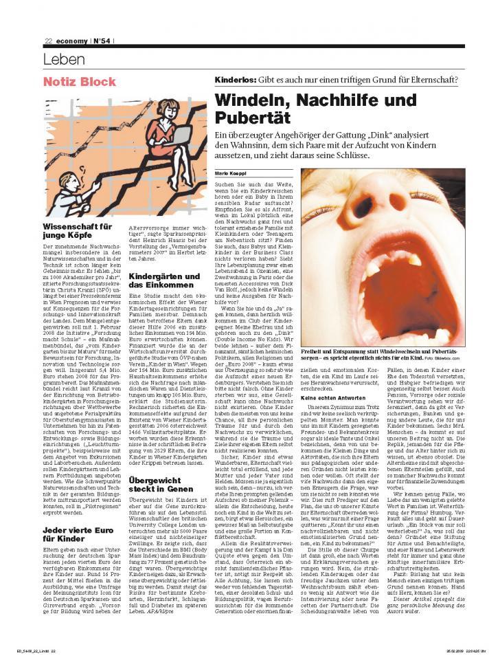 Heft Ausgabe Nr. 54 - Seite 22