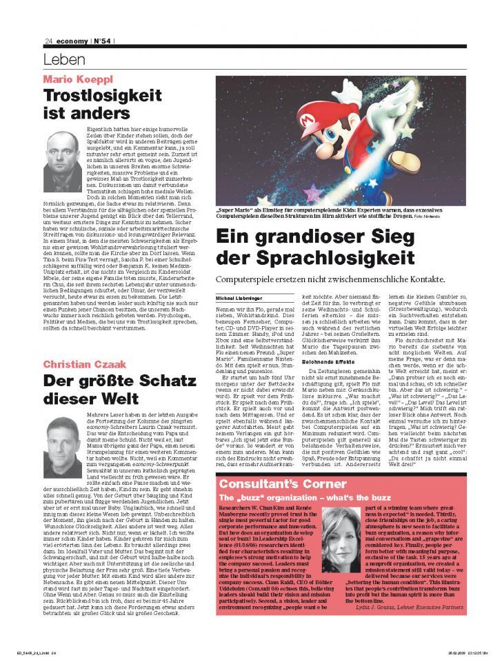 Heft Ausgabe Nr. 54 - Seite 24