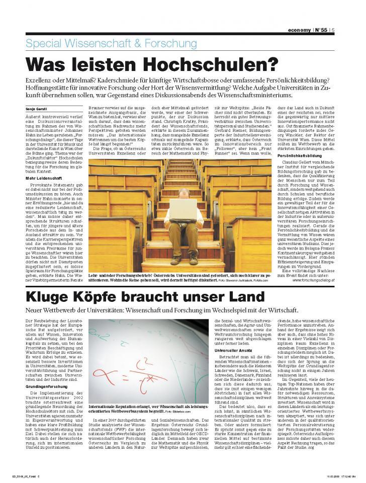 Heft Ausgabe Nr. 55 - Seite 5