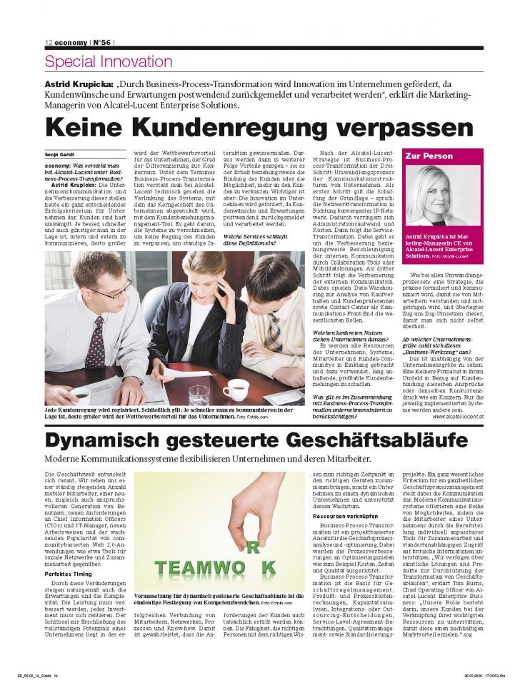 Heft Ausgabe Nr. 56 - Seite 12