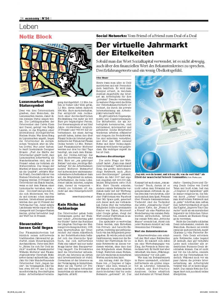 Heft Ausgabe Nr. 56 - Seite 24