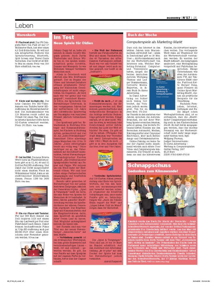 Heft Ausgabe Nr. 57 - Seite 25