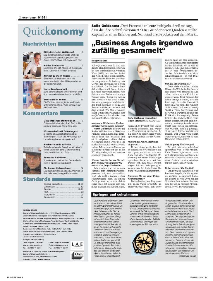 Heft Ausgabe Nr. 58 - Seite 2