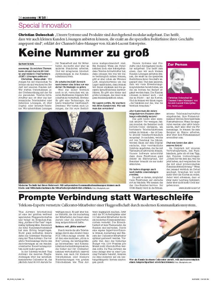 Heft Ausgabe Nr. 58 - Seite 34