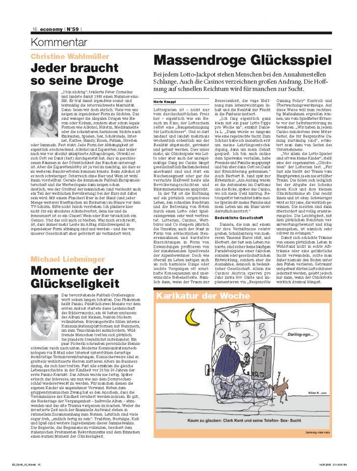 Heft Ausgabe Nr. 59 - Seite 16