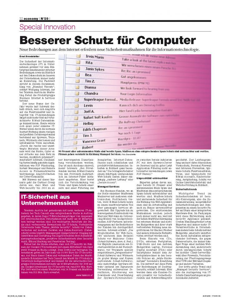 Heft Ausgabe Nr. 59 - Seite 32
