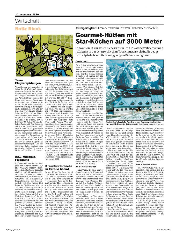 Heft Ausgabe Nr. 60 - Seite 12