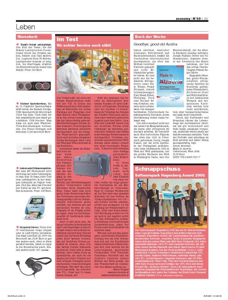 Heft Ausgabe Nr. 60 - Seite 23