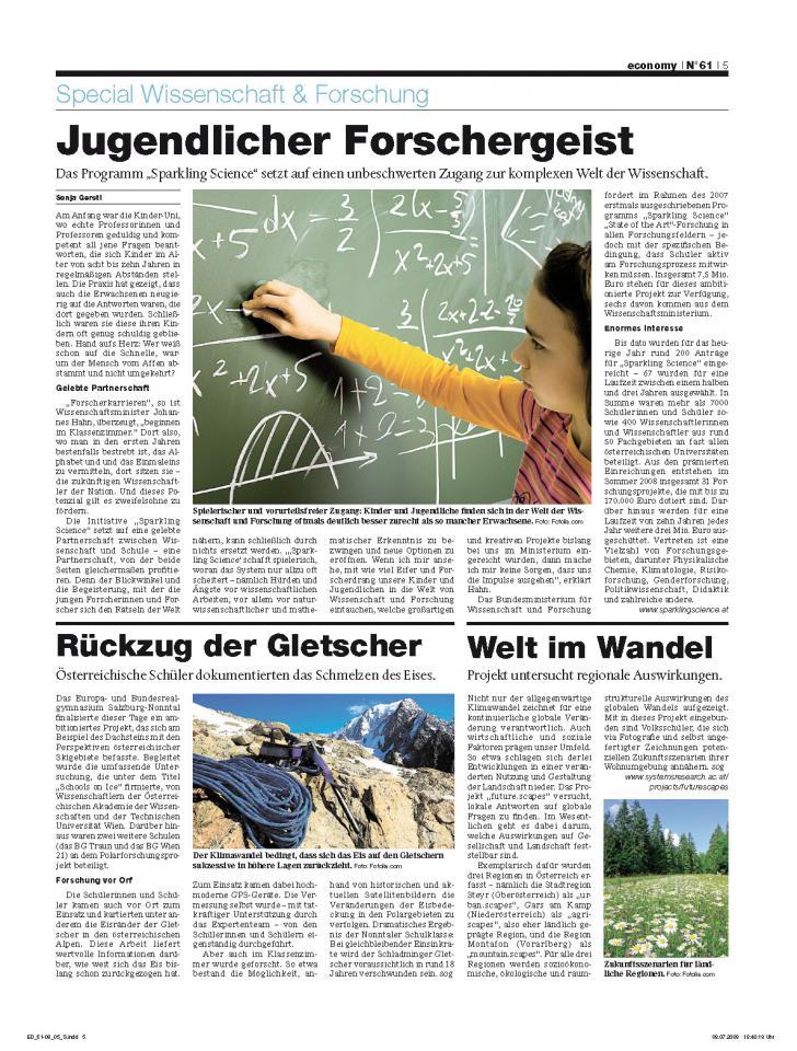 Heft Ausgabe Nr. 61 - Seite 5