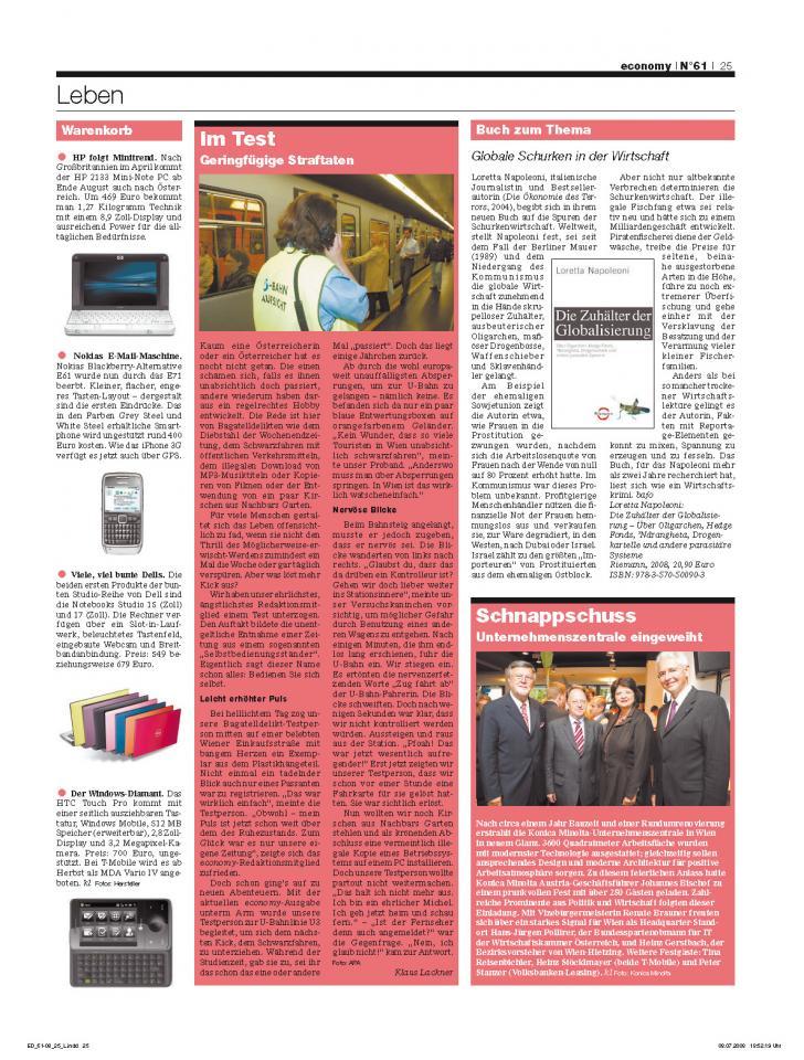 Heft Ausgabe Nr. 61 - Seite 25