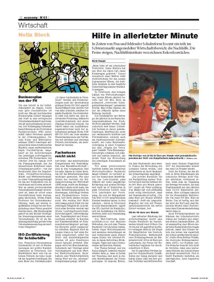Heft Ausgabe Nr. 63 - Seite 12