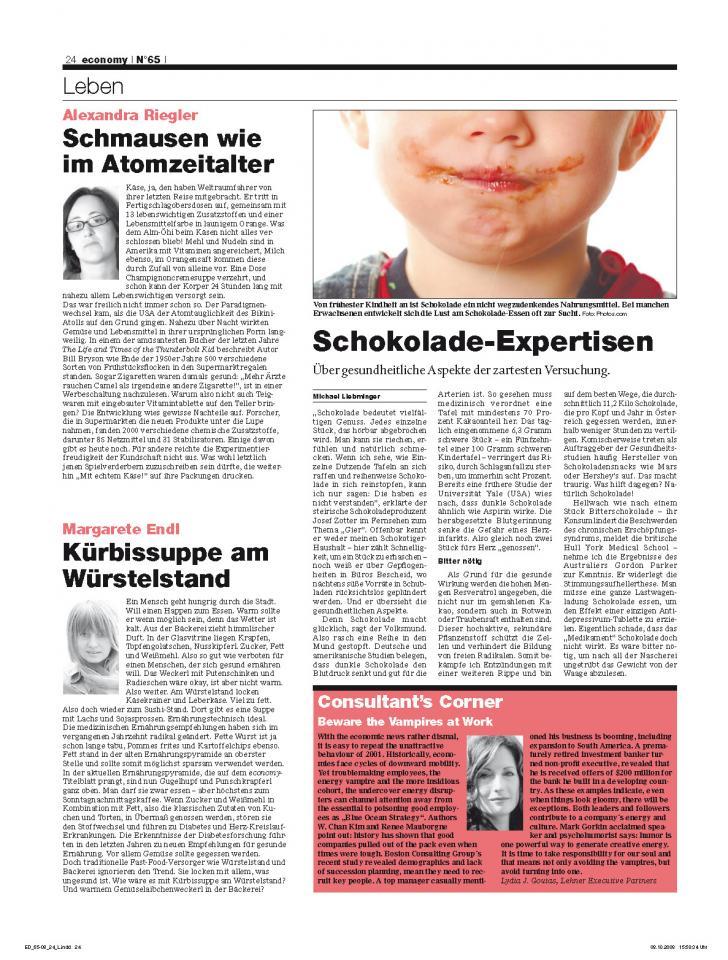 Heft Ausgabe Nr. 65 - Seite 24