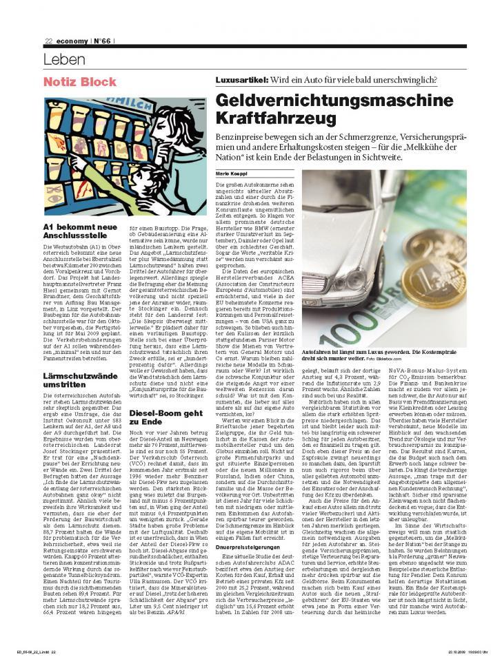 Heft Ausgabe Nr. 66 - Seite 22