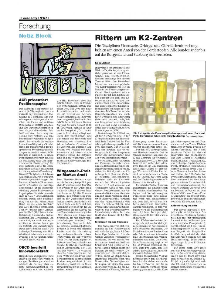 Heft Ausgabe Nr. 67 - Seite 8