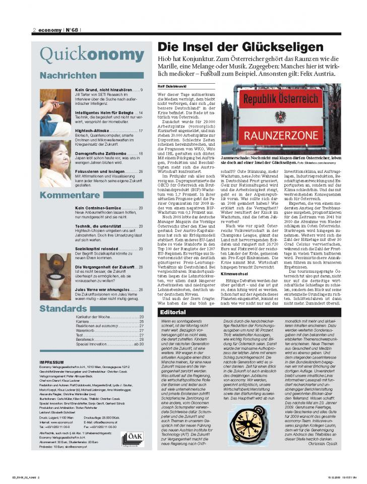 Heft Ausgabe Nr. 68 - Seite 2