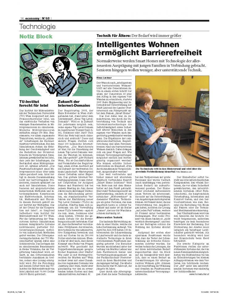 Heft Ausgabe Nr. 68 - Seite 14
