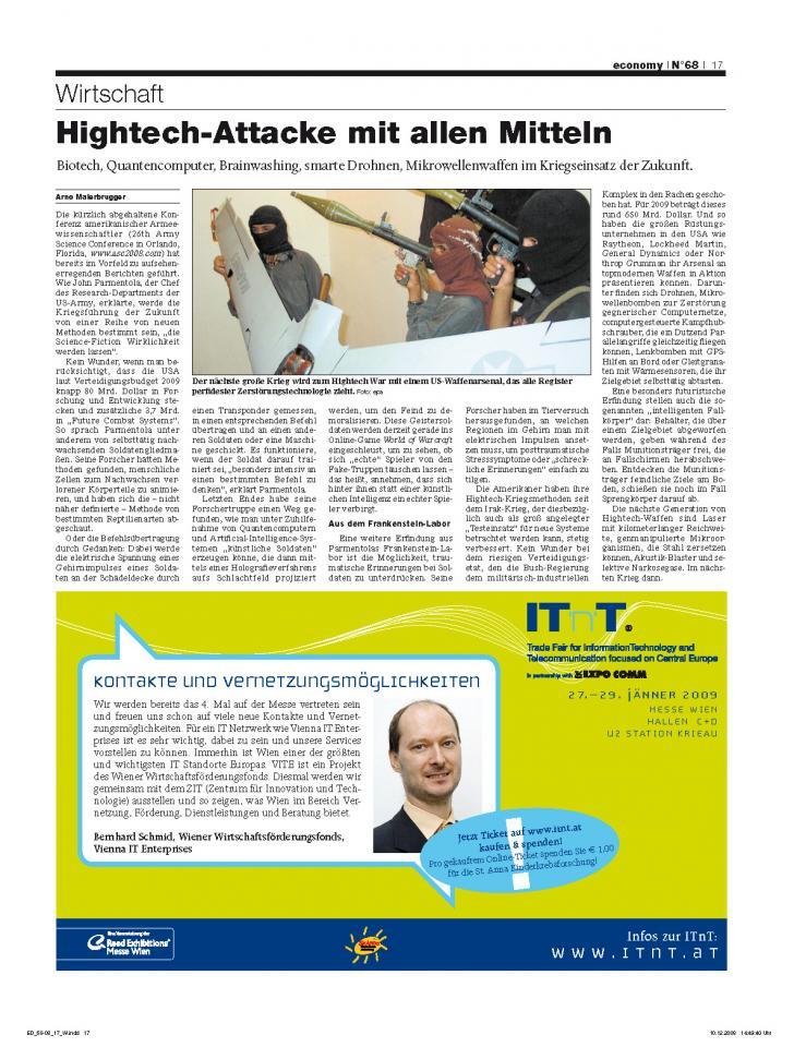 Heft Ausgabe Nr. 68 - Seite 17